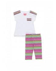 Комплект Losan, Бяла тениска и клин
