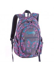 Раница PULSE DOBBY TURQUOISE BUTTERFLY - x20597